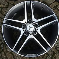 """Диски 18"""" на Mercedes CLA AMG"""