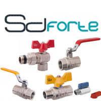 Краны шаровые SD Forte
