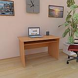 Стол рабочий с полкой СР-2. Письменные столы для офиса, фото 3