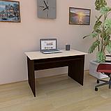 Стол рабочий с полкой СР-2. Письменные столы для офиса, фото 2