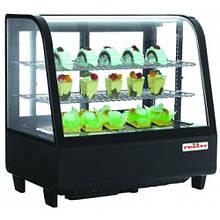 Витрина холодильная Frosty RTW 100 настольная кондитерская