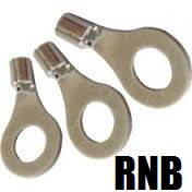 Наконечник кольцевой без изоляции  RNB 3,5-4 (2,5-4/4)  (100шт)