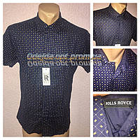 Мужская рубашка бренд ROLLS ROYCE