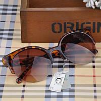 Солнцезащитные очки Cat Eye Винтаж кошачий глаз кэтайс Женские круглые