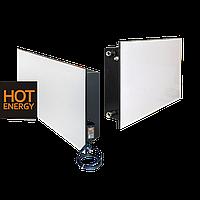 Керамические радиаторы HotEnergy УК-900/500 с дополнительным электрообогревом  450х900х100 мм