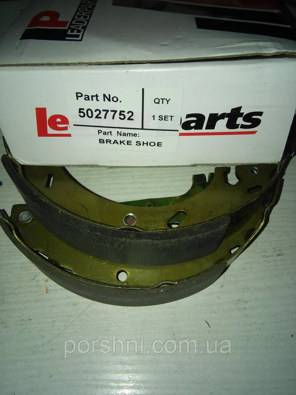 Колодки тормозные задние Ford  Моndeo 1,6  Ø 203 x 38  Leaderpar  5027752