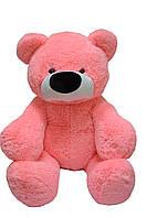 Плюшевый Медведь Алина Бублик 110 см розовый