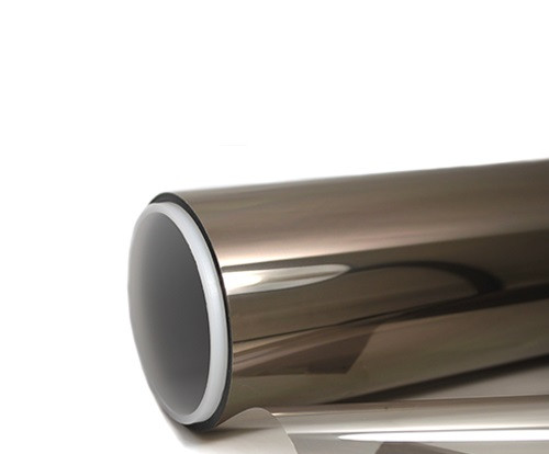 Пленка архитектурная энергосберегающая R Gold 15 (золотой) ширина 1,524 мм.