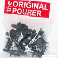 OPO316 Гейзер пластиковый черный, 12 шт