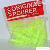 OPO302 Гейзер пластиковый ярко зеленый, 12 шт