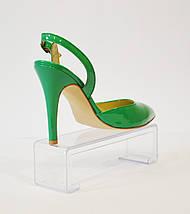 Жіночі зелені босоніжки Marie Claire, фото 2