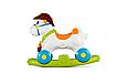 Chicco Лошадка-качалка каталка  Baby Rodeo, фото 3