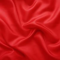 Ткань подкладочная Т-170 - цвет красный
