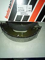 Колодки тормозные задние Форд Транзит  92 -- Т 12  LEADERPARTS  6579150