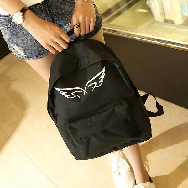 городской рюкзак крыло