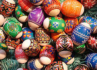 Украшения для пасхальных яиц