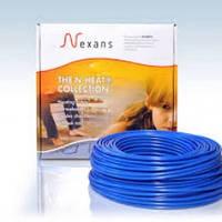 Теплый пол двухжильный кабель (в стяжку) Nexans TXLP/2R 1370 Вт (80,8 м)