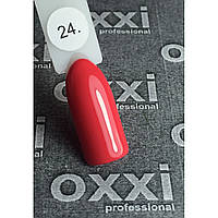 Гель лак Oxxi  № 24