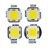 Светодиодный чип для прожектора 50W led