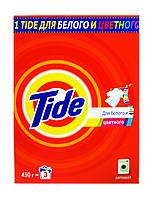 Порошок Tide Автомат 2 в 1 Для белого и цветного - 450 г.