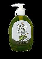 Жидкое мыло с оливковым маслом Olive'n Body 400 мл