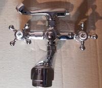 Смеситель в ванную Mayfair 140 ceramic