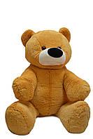 Плюшевый Медведь Бублик 110 см медовый