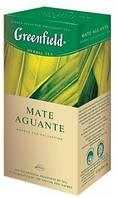 """Чай травяной Гринфилд """"Матэ Агуанте"""" (Mate Aguante),пакетированный 25 х 2 гр."""