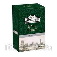 Чай Ахмад листовой черный Граф Грей (100г)