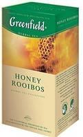 Чай травяной ГРИНФИЛД  Honey Rooibos (25x1,5г)