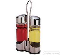 650522 Набор для масла и уксуса на подставке