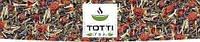 """Чай травяной TOTTI """"Лунная Соната"""" для заваривания в чайнике, пакетирован в нейлоновых пирамидках 25 х 4 гр. ."""