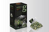 Чай травяной Грейс листовой Альпийские Травы в нейлоновых пирамидках (20х1,5г) для чайника