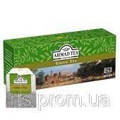 Чай Ахмад пакетированный зеленый (25х2г)