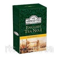 Чай Ахмад листовой черный Английский №1 (100г)