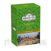 Чай Ахмад листовой зеленый (100г)