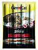 Мясные палочки Gimcat Sticks для кошек с индейкой и дрожжами, 4 шт