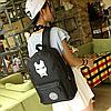 Модный флуоресцентный рюкзак