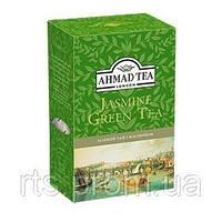 Чай Ахмад листовой зеленый с жасмином (75г)