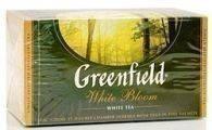 "Чай белый Гринфилд ""Вайт Блум"" (White Bloom) , пакетированный 25 х 2 гр."