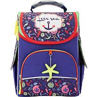 Школьный рюкзак каркасный 5001S-2, GoPack