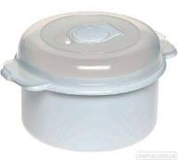 3106 Емкость для СВЧ пищевая 147*115*86 мм - 0,5 л