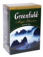 Чай черный ГРИНФИЛД рассыпной крупнолистовой Magic Yunnan (100r)