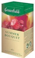 Чай травяной ГРИНФИЛД  Summer Bouquet (25x2г)