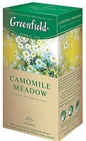 Чай травяной ГРИНФИЛД (пирамидка) Camomile Meadow (25x1,5г)