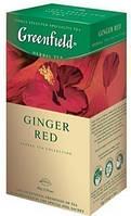 Чай травяной ГРИНФИЛД  Ginger Red (25x2г)