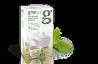 Чай зеленый Грейс с листьями Мелиссы пакетированный (25х1,5г)