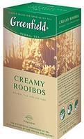 Чай травяной ГРИНФИЛД  Creamy Rooibos (25x1,5г)