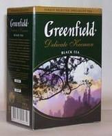 """Чай черный Гринфилд """"Деликат Кимынь""""  (Delicate Keemun), 100 гр. в картонной коробке"""