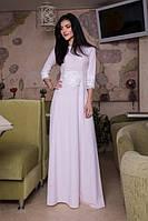 Королевский наряд-платье в пол